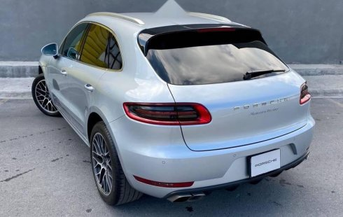 Porsche Macan 2016 3.6 V6 Turbo At