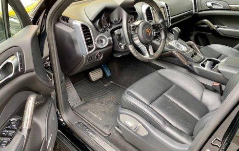 Porsche Cayenne 2016 3.6 V6 S At