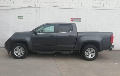 Chevrolet Colorado 2017 2.5 L4 LT 4x2 At
