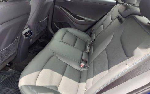 Hyundai Ioniq 2018 Gls Limited Híbrido Piel At