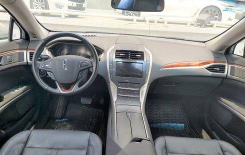 Lincoln MKZ 2013 3.7 Reserve Paquete Tecnología A