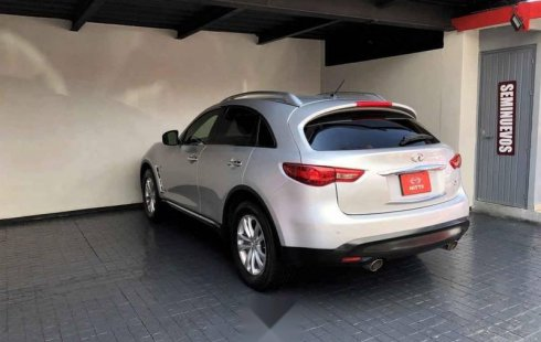 Infiniti QX70 2014 5p 3.7 SEDUCTION 4WD TA