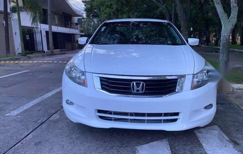 Honda Accord 2009 4 Cil. 4 Pts