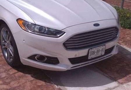 Ford Fusion 2013 Titanium plus 2L gtdi