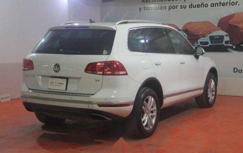 VW TOUAREG V6 FSI