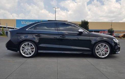 Audi S3 Sedan Quattro 2017 290 HP 49000km