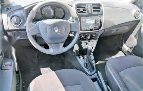 IMPECABLE RENAULT LOGAN 2018