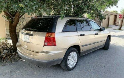 Chrysler Pacífica 2005 automática , preciosa, piel