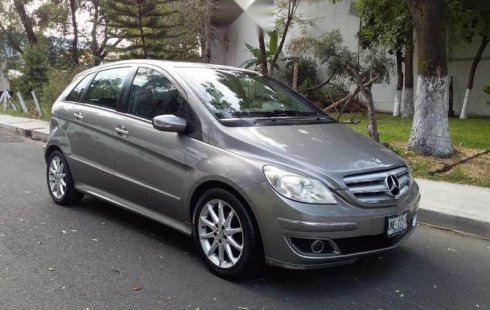 Mercedes Benz B200 Turbo Impecable