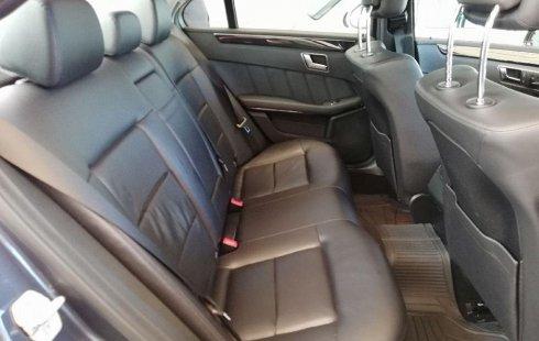 Mercedes Benz Clase E Sedan