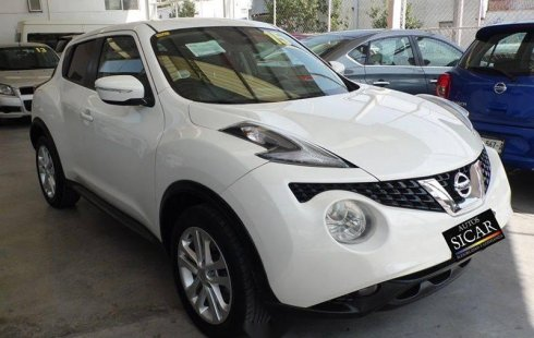 Nissan Juke 2015 1.6 Exclusive At