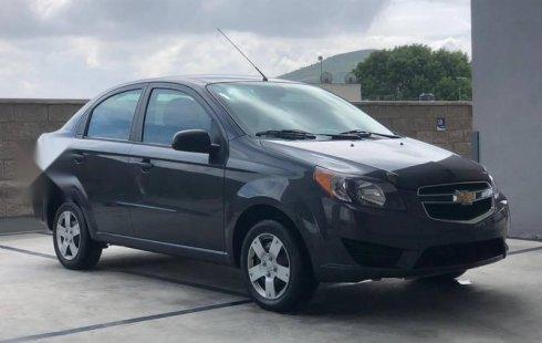 Chevrolet Aveo Ls Standard 2018