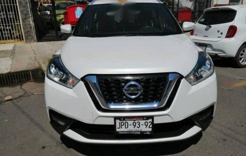 Nissan Kicks 2018 advance único dueño