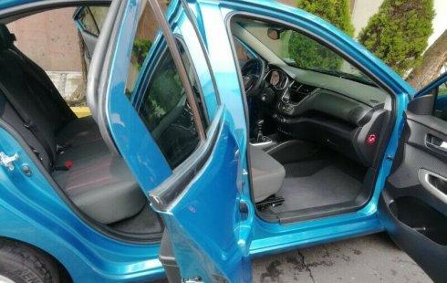 Chevrolet Aveo 2018 LT Bolsas De Aire y Abs MT Impecable Como Nuevo