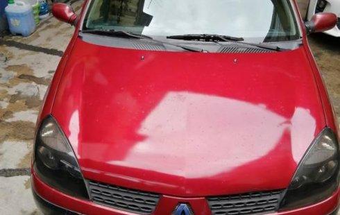 Renault Clio 2004 excelentes condiciones factura original
