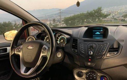 Ford Fiesta 2014 sport