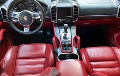 PORSCHE CAYENNE TURBO S V8