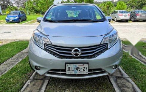 Nissan Note Advance Unica Dueña Servicios Agencia