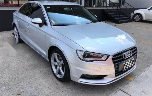 Audi a3 seminuevo 1dueño factura agencia servicios
