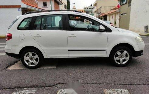 Volkswagen Sportvan 2007 con 80 mil kilómetros