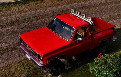 Cheyenne 4x4 Caja California 1976