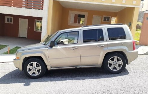 Jeep Patriot 2007 4x4