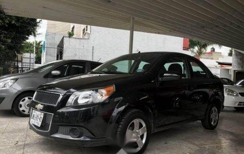 Chevrolet Aveo 2013 excelente única dueña