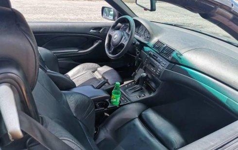 BMW 325CI CONVERTIBLE FORMULA 1 PAQUETE M