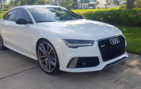 Hermoso Audi RS7 Incrible carro