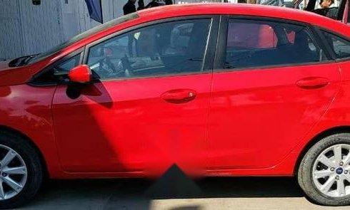 Ford Fiesta 2013 Excelentes Condiciones