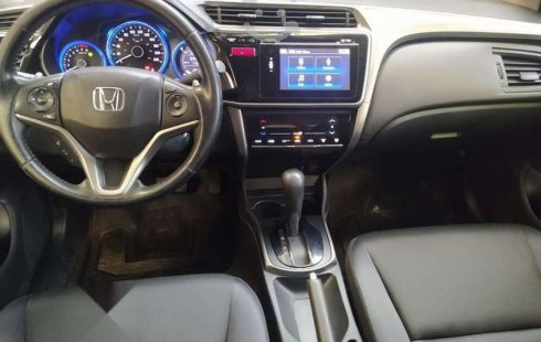 HONDA CITY EX CVT 2014