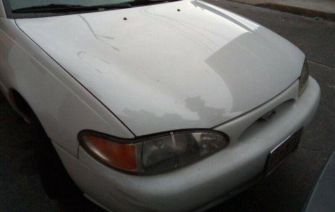 Ford Escort Blanco 1999 Excelente todo en regla