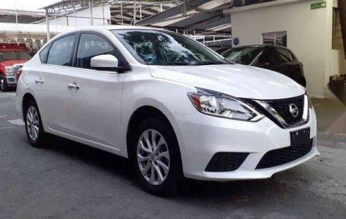 Nissan Sentra 2019 1.8 Sense Cvt