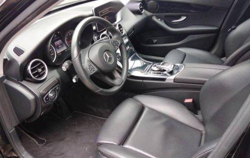 Mercedes-Benz Clase C 180 CGI Navi Automatico 2018