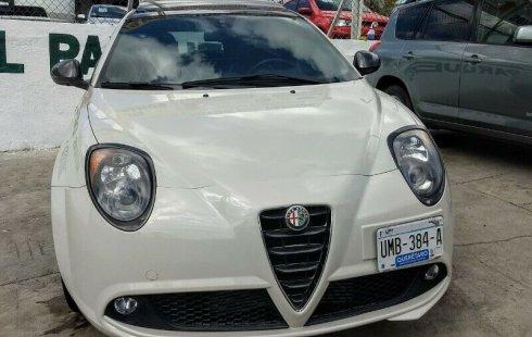ALFA ROMEO MITO 2016 QUADRIFOGLIO 4cil,1.4 turbo.STD, 6vel. A/C frio,BOSE *ACEPTO AUTOoCAMIONETA