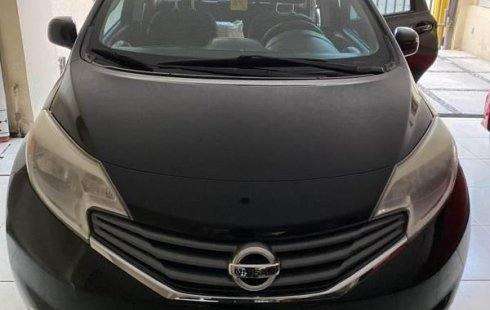 Note Nissan Sense 5 puertas Automatico 2014