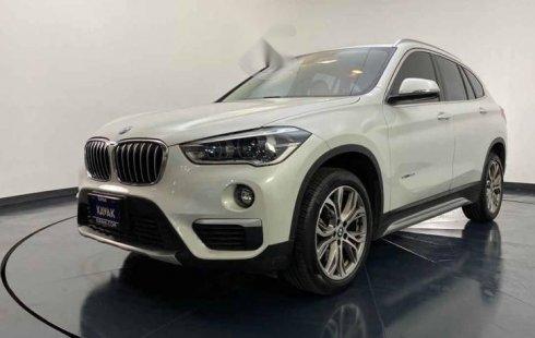 22765 - BMW X1 2018 Con Garantía At