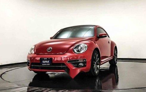 14996 - Volkswagen Beetle 2017 Con Garantía Mt