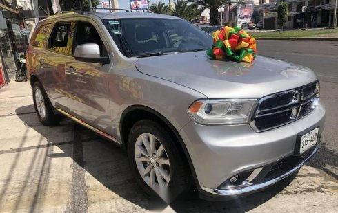 Dodge durango sxt plus 7 pasajeros