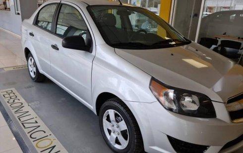 Chevrolet Aveo 2018 1.6 A 5vel Mt