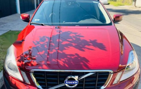 VOLVO XC60 T5 EVOLUTION ROJO FLAMENCO 2012