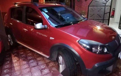 Renault Stepway 2012, todo funciona, todo pagado