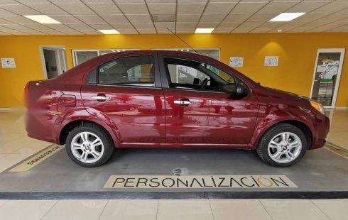Chevrolet Aveo 2017 1.6 LTZ