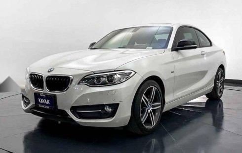 BMW Serie 2 2017 Con Garantía At