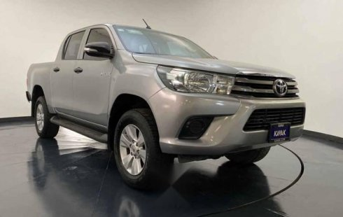 23050 - Toyota Hilux 2016 Con Garantía Mt