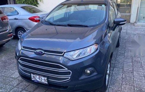 Ford Ecosport Trend CRÉDITO