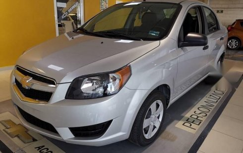 Chevrolet Aveo 2018 1.6 Ls Mt