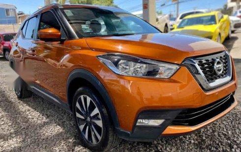 Nissan Kicks 2018 5p Exclusive L4/1.6 Aut