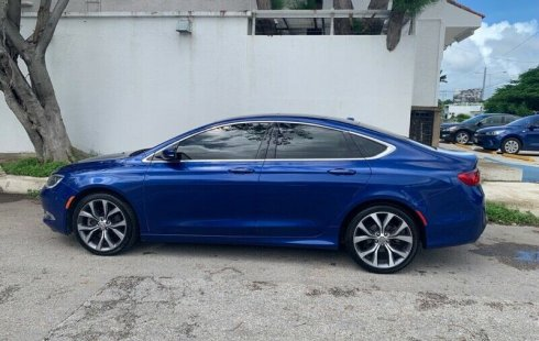 Chrysler 200c Advance 2016