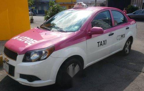 remato taxi aveo